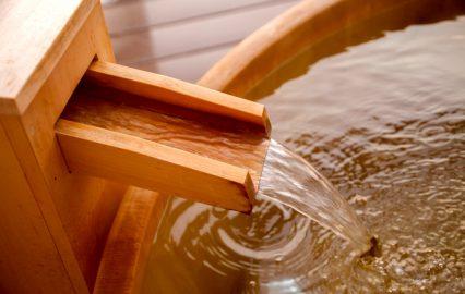 ヒノキ香る温泉イメージ