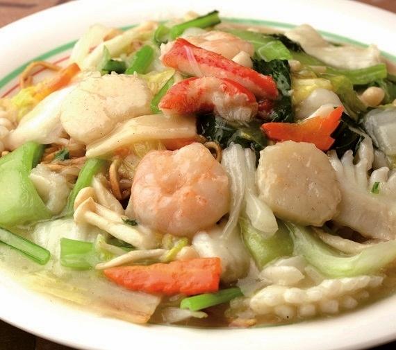 中国料理 なすの華