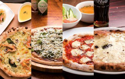 古い記事: ピザの焼き窯やトッピングにもこだわった鹿児島の人気店4選