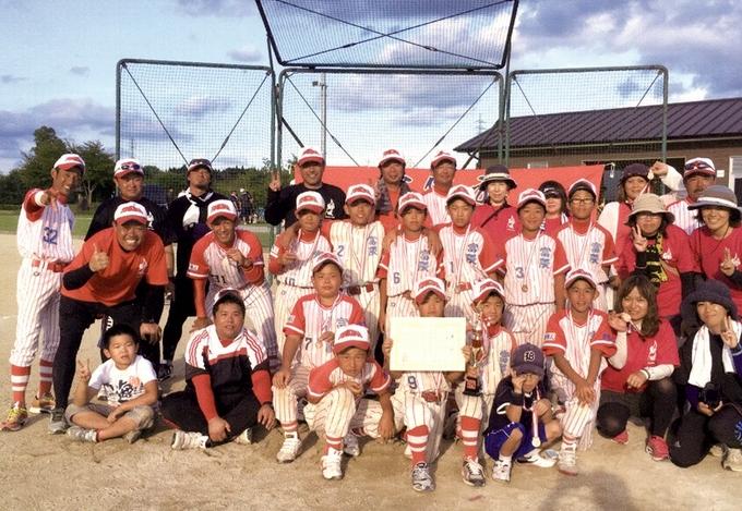 富隈ソフトボールスポーツ少年団