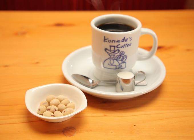 コメダ珈琲店人気No.1コーヒー_ブレンドコーヒー