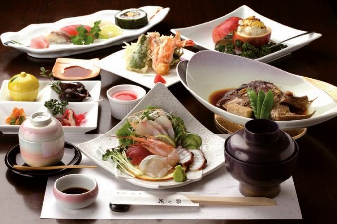 寿司・割烹 花之家の寿司会席