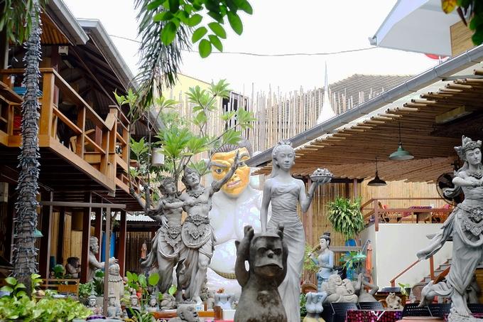 バンコクの、ある景色