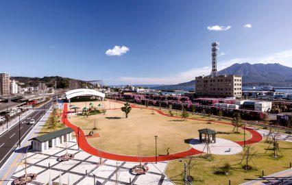 古い記事: 鹿児島のシンボル・桜島と、グルメ・散策も楽しめる上町地区