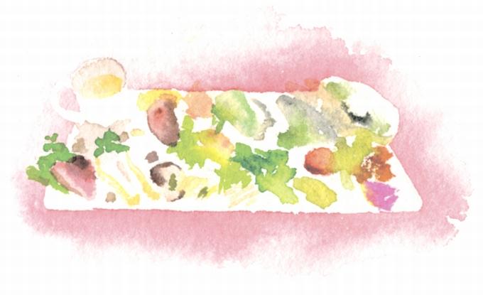 Piena料理イラスト01