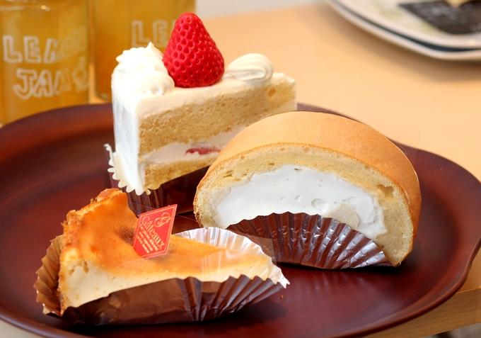 ケーキ工房Familleのケーキ