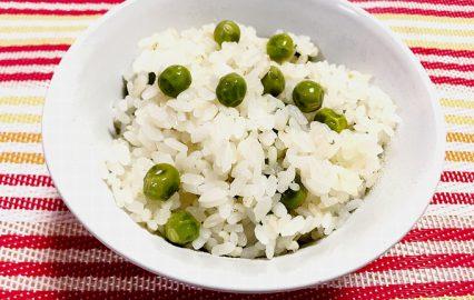 古い記事: 実エンドウご飯 | かごしま旬野菜レシピ