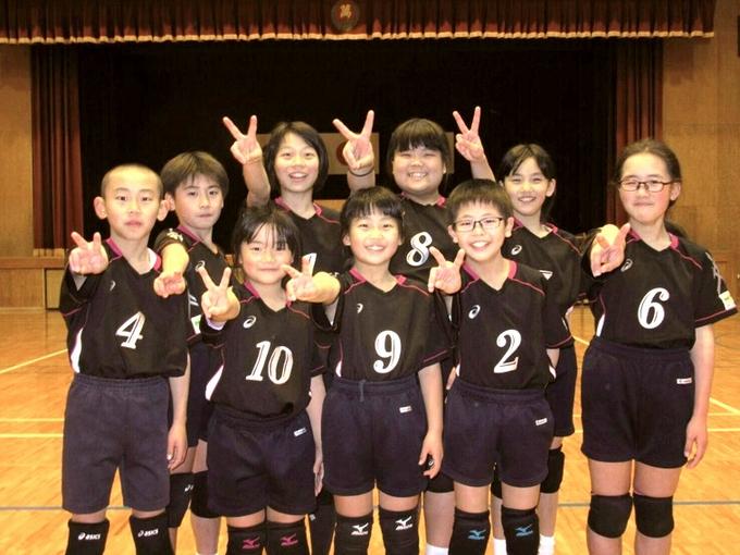 万世バレーボールスポーツ少年団