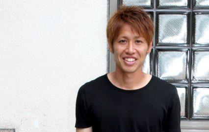 鹿児島ユナイテッドFC MF8/永畑祐樹選手