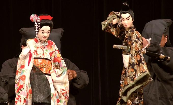 東郷文弥節人形浄瑠璃保存会