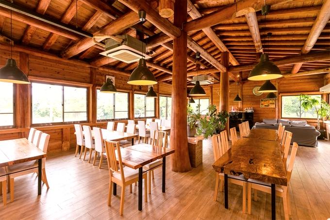 モンヴェール農山 レストラン