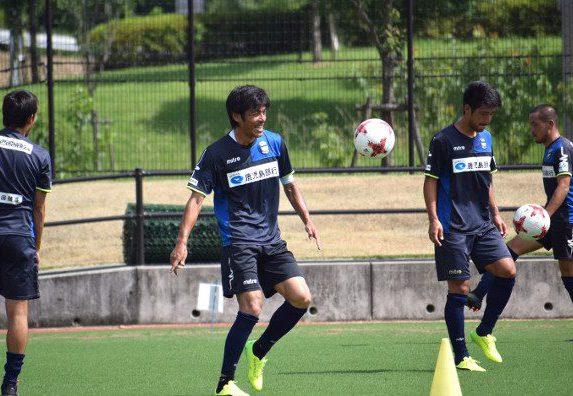 鹿児島ユナイテッドFC DF/上本大海選手