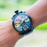 鹿児島ユナイテッドFC藤本憲明選手の時計