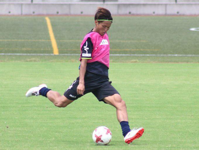 鹿児島ユナイテッドFC FW/藤本憲明選手