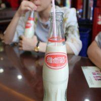 上海で発見!!あやしげな飲み物