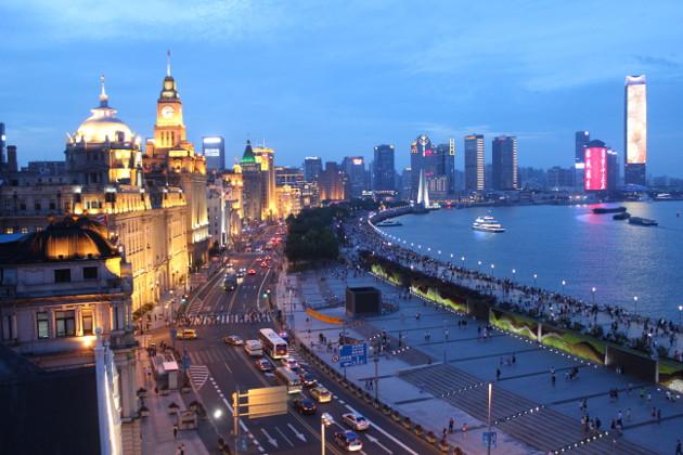 上海の外難 (ワイタン)