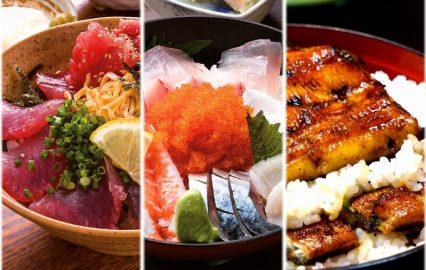 古い記事: 鹿児島市内でどんぶり三昧/評判の魚系どんぶり3選