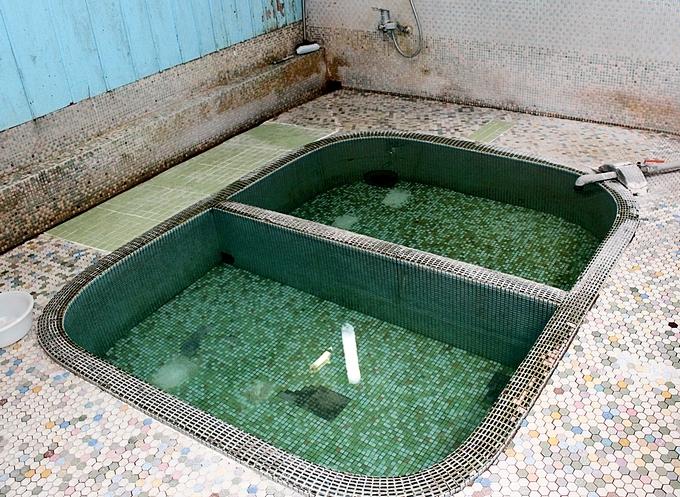 高城温泉 共同湯