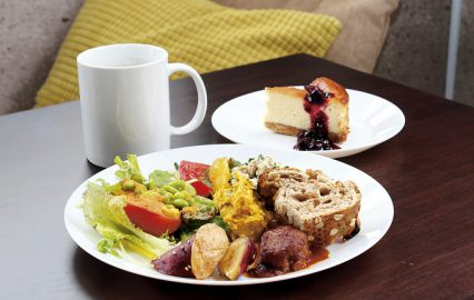 古い記事: テラ カフェ | 量り売りスタイルのおしゃれカフェ(鹿児島市