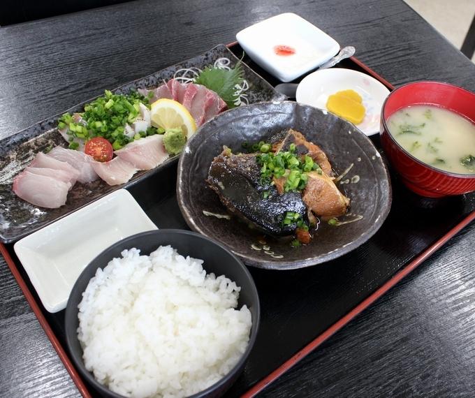 味処 鰤王(鰤王定食)