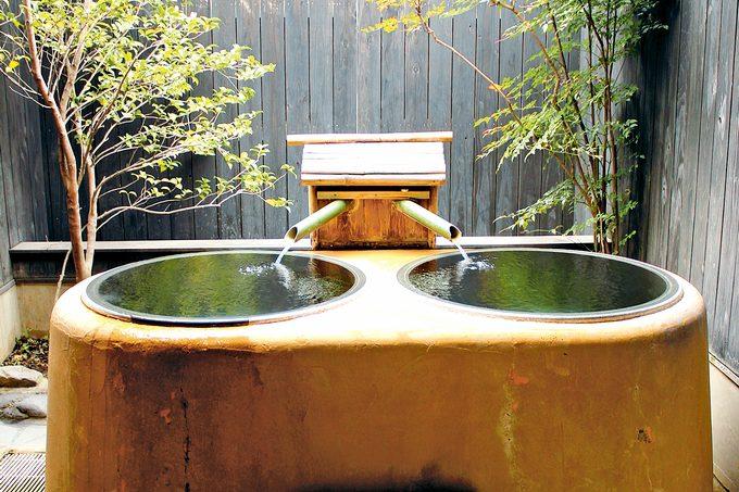 湯癒の杜日本湯小屋物語 ぶんぶくちゃがまの湯