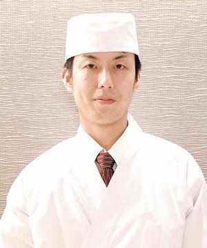 花ん華 料理長・勘代 順司さん