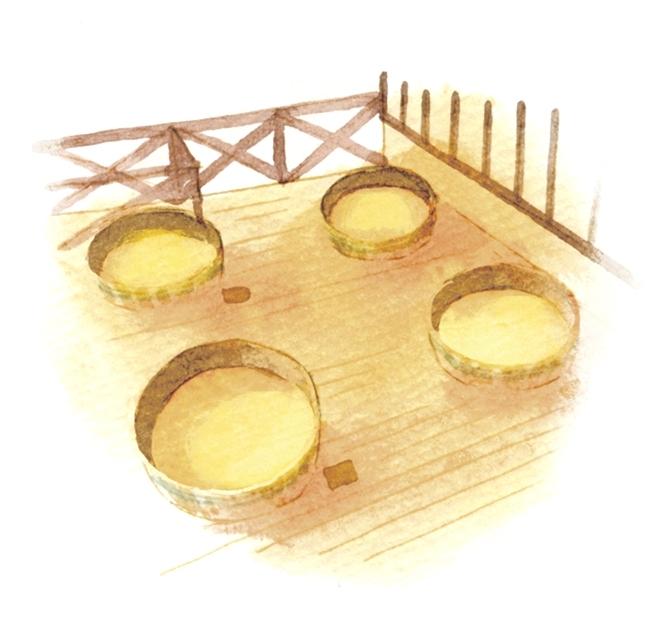 木槽仕込みイラスト