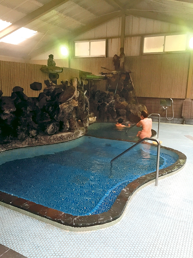 竹屋旅館 大浴場