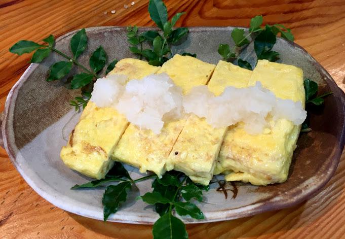 野うさぎの家の卵やき