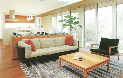 古い記事: 部屋の印象は床で決まる! | 木になる話/建物探訪編