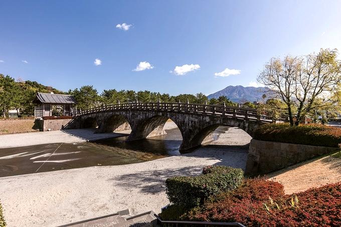 石橋記念公園(鹿児島市)