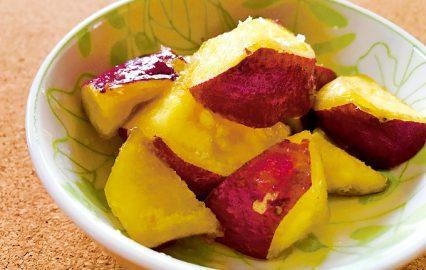 古い記事: サツマイモの塩バターカラメル | かごしま旬野菜レシピ