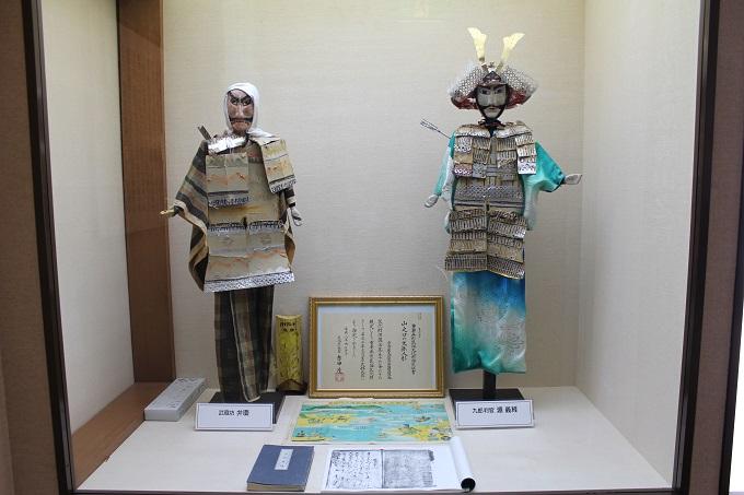 山之口麓文弥節人形浄瑠璃資料館