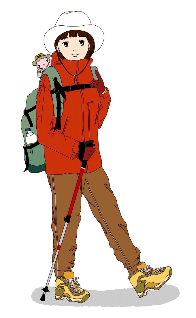 登山の服装