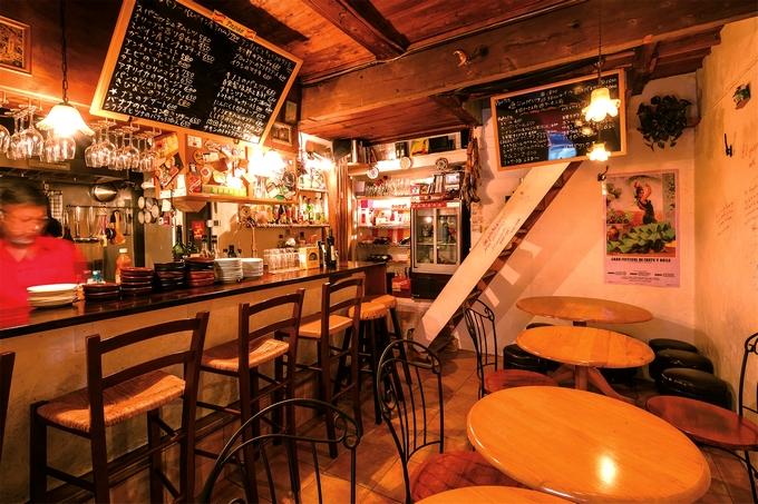 Spain bar EL MARINO(スペインバル・エルマリノ)店内
