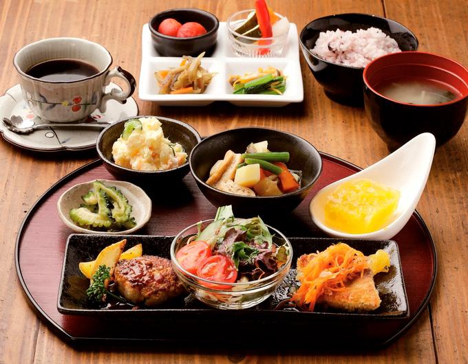 かんまちカフェ Haruya ごはんランチ