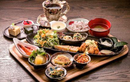 Cafe MIYABI 都城島津邸店「MIYABIランチ」