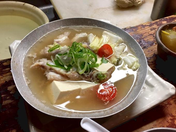 四季膳かこい タイの煮付け