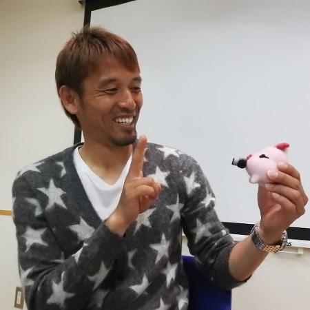 鹿児島ユナイテッドFC・松下年宏選手