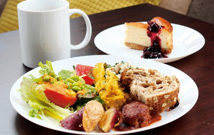 古い記事: カフェでランチ。鹿児島市西部・南部方面から4店舗セレクト