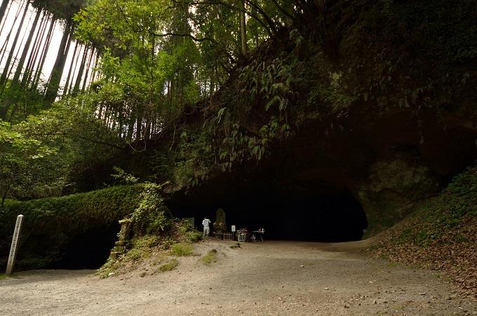 溝ノ口洞穴(曽於市財部)