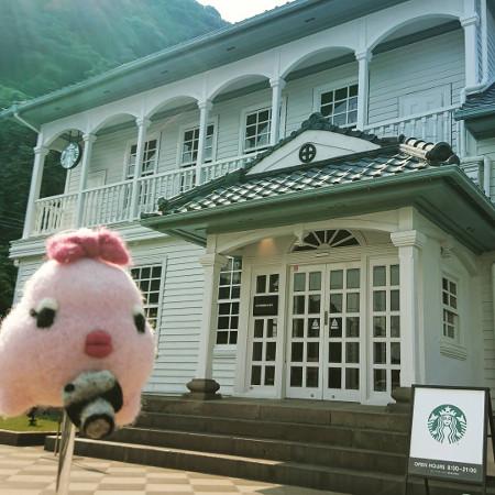 スターバックスコーヒー鹿児島仙巌園店