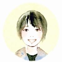 上山記者イラスト