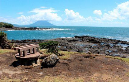 釜蓋神社・希望の岬からの眺望