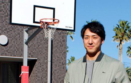 鹿児島レブナイズ 松崎圭介選手