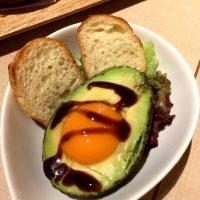 アフロデボーノ 完熟アボカドの焦がし葱ソース