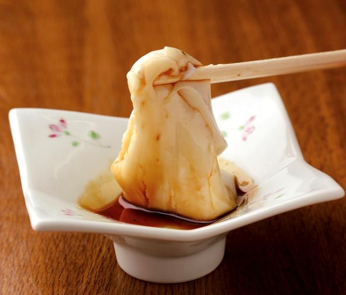 小松食堂 だっきしょ豆腐