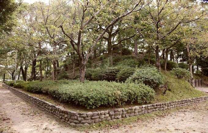 射場山(いばんやま)跡