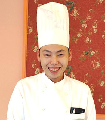黒酢レストラン 黒酢本舗 桷志田 田中大輔さん