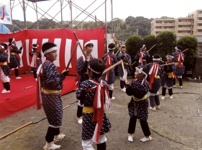 田上上区棒踊り保存会